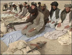 prayer salah in afghanistan
