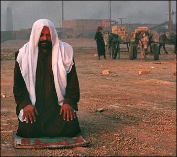 prayer salah in iraq