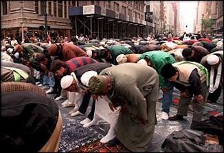 muslim prayer salaah