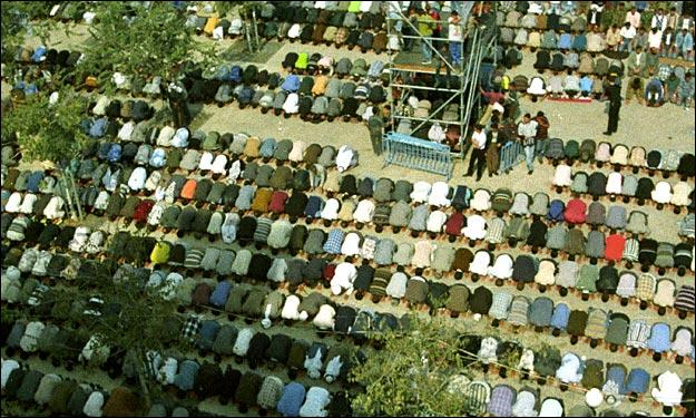 muslim prayer salah